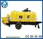 New Concept HBT Series Mortar Pump For Pump Concrete