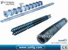 High quality twin parallel screw and barrel