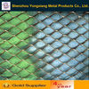 white metal chain garden/12gauge wire mesh fence/chain link fence(factory)