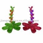 Plastic PP flower designed clip holder