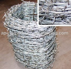 electro galvanized barbed iron wire