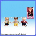 Funny baby boy toy doll