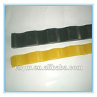 Silicone rubber bumper strip