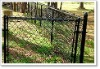 Chain Link Garden Fence(ISO9001)