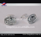 2011 New Design Silver Cufflinks Novelty