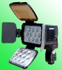 16W LED On-Camera Light