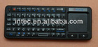 Bluetooth Wireless Keyboard with Touch pad and mouse
