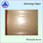 Pe coated kraft paper for wrapping or paper bags making