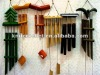 Feng Shui Wind Chimes, Handmade Handicrafted Bamboo Windbells, Decorative Bamboo Wind Bells, Bamboo Wind Chimes