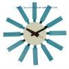 Nelson Block Clock
