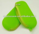 NEW Fashion Zipper silicone wallet for Sale