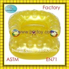 2011 Hot Fashionable Inflatable baby sofa