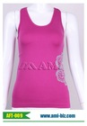 new style seamless sports yoga & gym vest