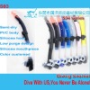 Scuba snorkelling,semi dry snorkel,hotsale diving equipment in ACE