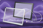 Available Size Surface Acoustic Wave Touch Panel