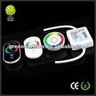 Wireless Touching rgb led strip remote control
