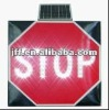 led solar traffic guide signs