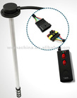 GPS tracking system with high resolution capacitive sensor