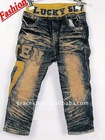 The Fashion Individuality Children Jeans (GKC-012)