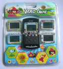 2012 newest game for 5 in 1 Multi-changeable Cartridge Games with back light