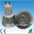 6W Cree gu10 led bulb