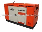 540A/24KW Water Cooled Open Type Welding Generator Set
