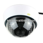 H.264 Full 720P HD 1/3 CMOS Indoor 2.0 Mega Pixel IR Dome IP Camera
