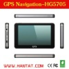 Ultrathin Android Gps with Built-in 8GB and WIFI