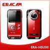 ERA-HD200 Sports Camera with Full HD1920*1080P waterproof and H.264 HDMI 5.0MP CMOS