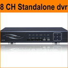 H.264,8ch standalone dvr for ND9008