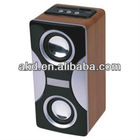 SFL-CT010 Card / USB disk Wooden speaker popular speaker