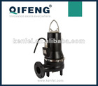 WQBS Heavy-duty Submersible Sewage Grinder Pump