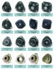48609-12270auto spare parts,shock absorber mounting for spare parts toyota corolla