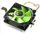Low side cpu cooling fan for Intel and AMD Socket