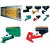 Low-power mobile devices Seamless crane rail bar