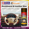 Dashboard and Leather Cleaner, Cockpit Silicone