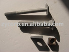 railway accessory bolts nuts plate insert carriage bolt square head bolt hex bolt round head bolt