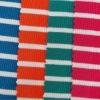 2X2 modal spandex rib stripe knit fabric