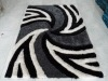 3D camber carpet