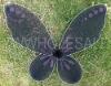 Fashion girls black angel butterfly wings for sale