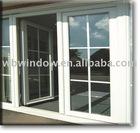 pvc windows and doors with grills (best sale),pvc/upvc windows
