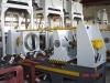 High-speed steel drum prodcution line or steel barrel manufacturing machine or drum line 210L