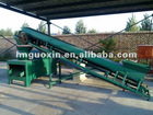 Automatic continuous working sawdust pellet machine / biomass briquette machine