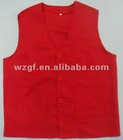 blank vests & waistcoats with any logo printing