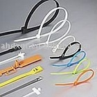 Self-locking nylon cable tie