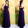 BWD875 Newest Arrival Chiffon Bridal Evening Party Dress Bridesmaid Dress