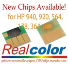 reset chip compatible for HP cartridge 364 564 178 920