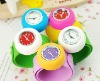 Colour printing Silicone Slap watch