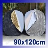 5 in 1 Oval Light Collapsible Reflector