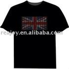 el flashing t-shirt